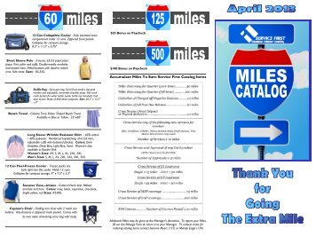 Miles Catalog 2013 Revised April 2013.pub