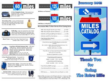 Miles Catalog 2012 Revised Jan 2013.pub