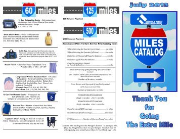 Miles Catalog 2013 Revised July 2013.pub
