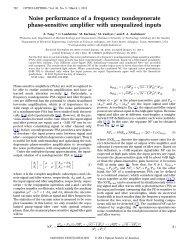 Download PDF - Optics InfoBase