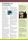 Nieuwsbrief 2013 nummer 2 - Sterkliniek Dierenartsen Hillegom - Page 4