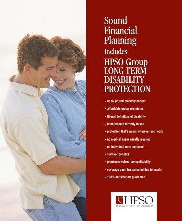 Sound Financial Planning Sound Financial Planning - Healthcare ...