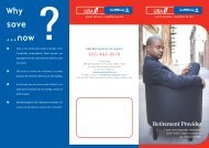 Nigeria DL Retirement Provider