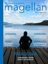 Revista de viajes Magellan - Mayo 2015