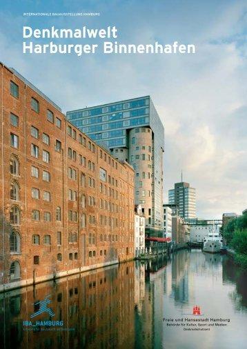 Denkmalwelt Harburger Binnenhafen - IBA Hamburg