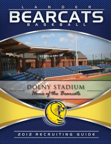 Home of the Bearcats - Lander University