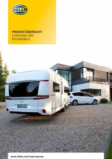 Caravan-Broschüre, PDF - Hella