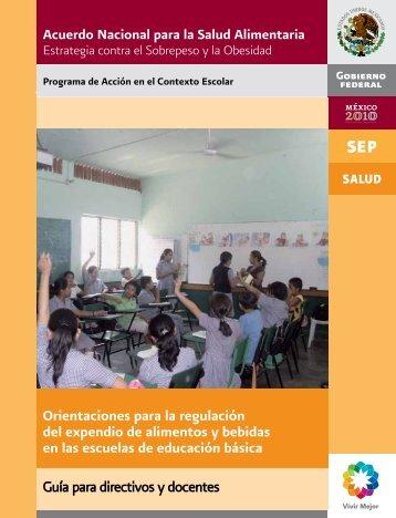 Guía para directivos y docentes - Secretaría de Educación del ...