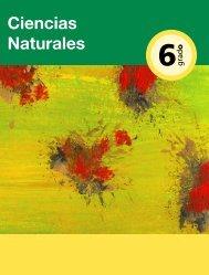 Ciencias Naturales - Secretaría de Educación del Estado de Chiapas