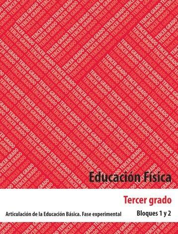Educación Física 3 - Secretaría de Educación del Estado de Chiapas