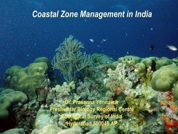 Coastal Zone Management in India - Iczmpwb.org