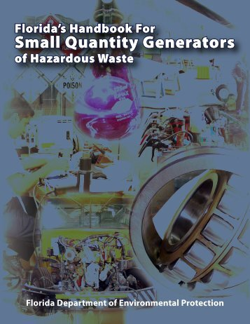 Small Quantity Generators Small Quantity Generators - Solid Waste ...