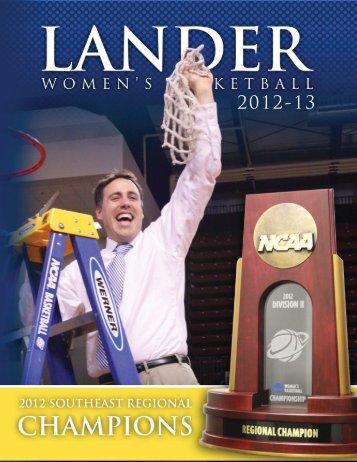 Media Guide - Lander University