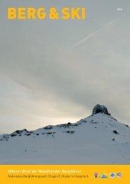 Freeride- und Skitouren-Paradies Paradis da ... - Caroline Fink