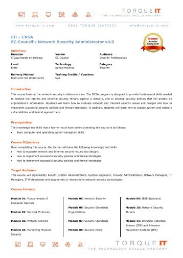 ec council network security administrator pdf