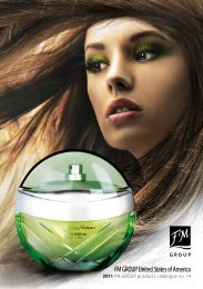 FM GROUP United States of America - FM COSMETICS