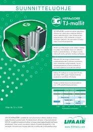 TJ-mallit - Lifa.net