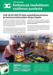 Ratkaisuja laadukkaan sisäilman puolesta - Lifa.net