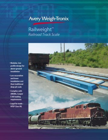 Brochure - Advanced Weigh Technologies, Inc.