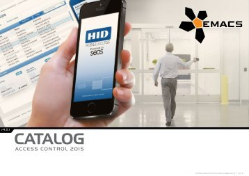 Access Control Catalog 2015 - version 4.2.1