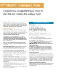 CeltiCare II Plan Brochure - Long Term Consumer Care, Inc. - Page 3