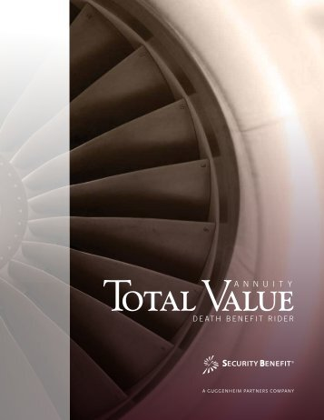 Untitled - Total Value Annuity