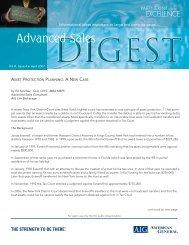 Advanced Sales Digest - AIG.com
