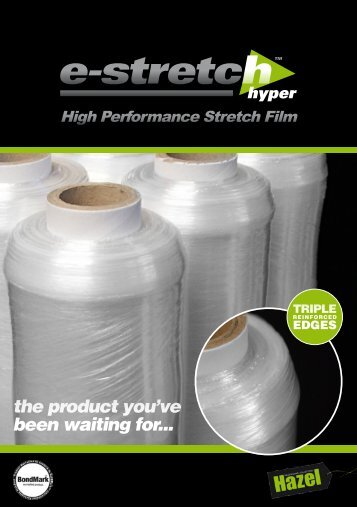 E-stretch Hyper - Hazel Products