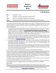 551-C-PR-GN-551 Compressor Chg-Out Program Update-A