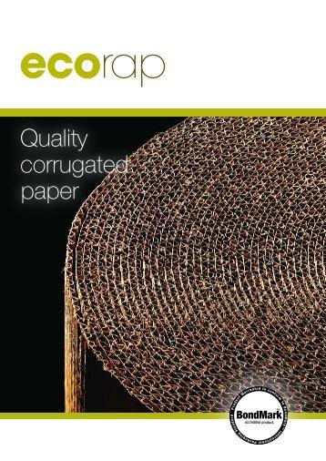 Ecorap - Hazel Products
