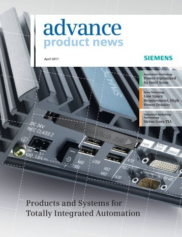 Advance Product News - Siemens