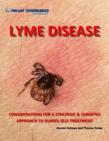 Lyme Disease - Holman & Drake INWORK