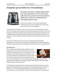 Stregkoder gør livet lettere for VVS-installatører - Delfi