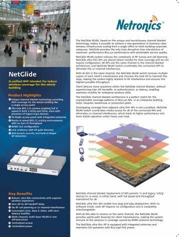 NetGlide Brochure and datasheet-LR.pdf - Netronics Networks