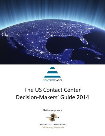 the-us-contact-center-decision-makers-guide-2014