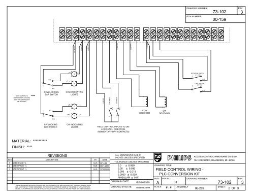 Visio-73-102 PLC Conversion Wiring Diagram.vsd ... on