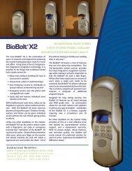 BioBolt Brochure