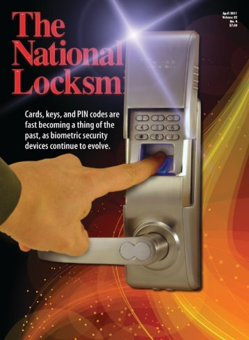 The National Locksmith (PDF)