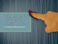 Protecting Your Renters - Fingerprint Door Locks