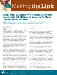 Medicaid - GIST: Grantmakers Income Security Taskforce
