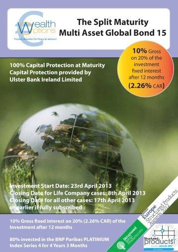 Wealth Options Split Maturity Multi Asset Global Bond 15 - Adelphi ...