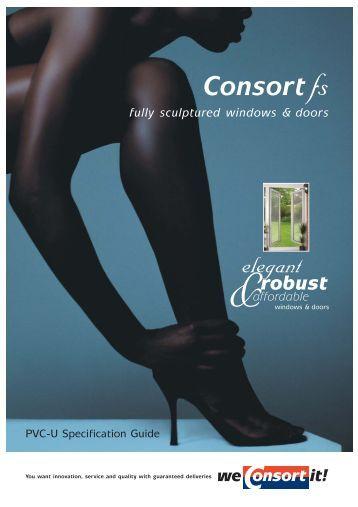 CONSORT - Door & Window Centre