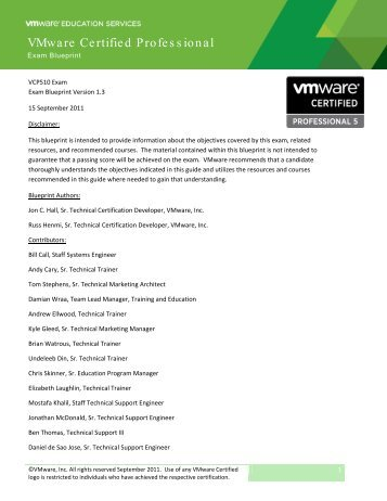 Vcp nv exam blueprint v10 vmware certified professional new horizons computer learning malvernweather Choice Image