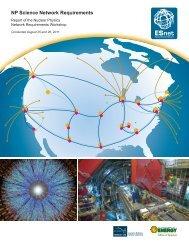 Final report (PDF) - Energy Sciences Network