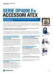 DP4000Ex Accessori.pdf - Motorola Solutions