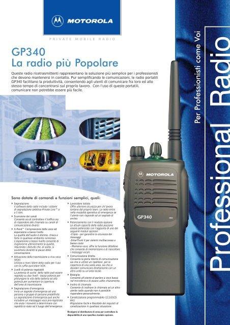 GP340 La radio più Popolare - Televideosnc.com