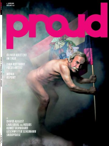 Proud Magazine #26