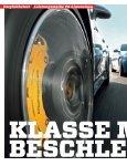Leistungsstarke V8-Limousinen Vergleichstest - Seite 2