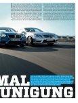 Leistungsstarke V8-Limousinen Vergleichstest - Seite 3