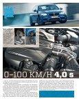Leistungsstarke V8-Limousinen Vergleichstest - Seite 4